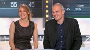 Valérie Amarou dans la Quotidienne du Cinema - 02/05/12 - 11