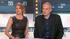 Valérie Amarou dans la Quotidienne du Cinema - 02/05/12 - 12