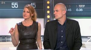 Valérie Amarou dans la Quotidienne du Cinema - 02/05/12 - 18