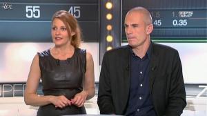 Valérie Amarou dans la Quotidienne du Cinema - 02/05/12 - 19