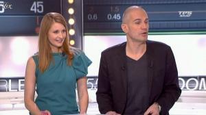 Valérie Amarou dans la Quotidienne du Cinema - 03/05/12 - 01