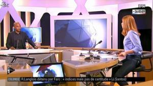 Valérie Amarou sur i-Télé - 05/05/12 - 02
