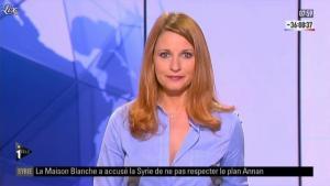 Valérie Amarou sur i-Télé - 05/05/12 - 04