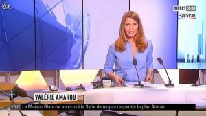 Valérie Amarou sur i-Télé - 05/05/12 - 05