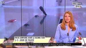 Valérie Amarou sur i-Télé - 05/05/12 - 06