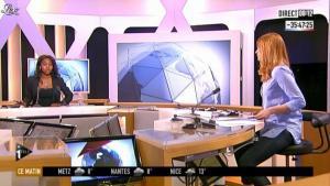 Valérie Amarou sur i-Télé - 05/05/12 - 09
