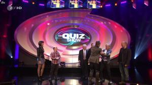 Verona Pooth dans Die Quiz Show - 18/01/12 - 03