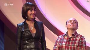 Verona Pooth dans Die Quiz Show - 18/01/12 - 05