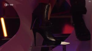 Verona Pooth dans Die Quiz Show - 18/01/12 - 06