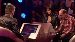 Verona Pooth dans Die Quiz Show - 18/01/12 - 09