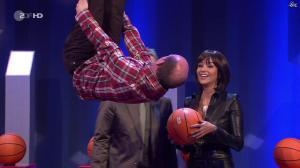Verona Pooth dans Die Quiz Show - 18/01/12 - 14