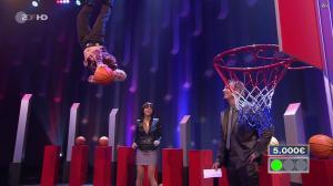 Verona Pooth dans Die Quiz Show - 18/01/12 - 15