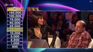 Verona Pooth dans Die Quiz Show - 18/01/12 - 17