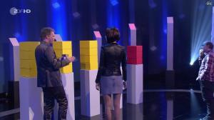 Verona Pooth dans Die Quiz Show - 18/01/12 - 18