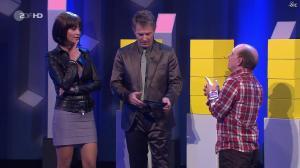 Verona Pooth dans Die Quiz Show - 18/01/12 - 21