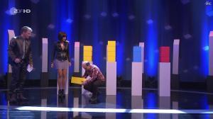 Verona Pooth dans Die Quiz Show - 18/01/12 - 22