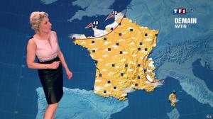 Evelyne Dhéliat à la Météo de 20h - 04/06/13 - 06