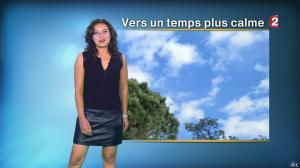 Anais Baydemir à la Météo de 20h - 15/08/14 - 01