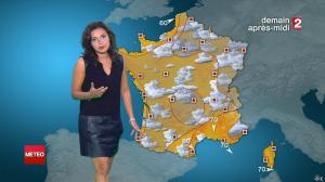 Anaïs Baydemir à la Météo de 20h - 15/08/14 - 05