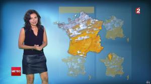 Anaïs Baydemir à la Météo de 20h - 15/08/14 - 08