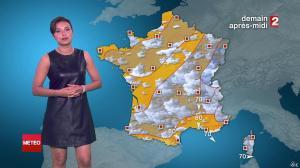 Anais Baydemir à la Météo de 20h - 29/07/14 - 037