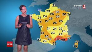 Anais Baydemir à la Météo de 20h - 29/07/14 - 050