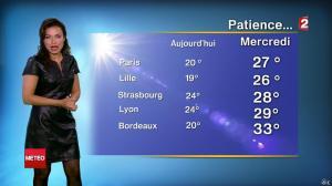 Anaïs Baydemir à la Météo de Midi - 13/07/14 - 02