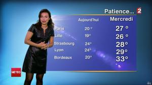 Anaïs Baydemir à la Météo de Midi - 13/07/14 - 03