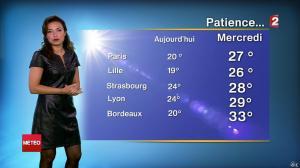 Anaïs Baydemir à la Météo de Midi - 13/07/14 - 04