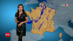 Anaïs Baydemir à la Météo de Midi - 13/07/14 - 06