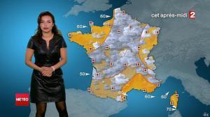 Anaïs Baydemir à la Météo de Midi - 13/07/14 - 07