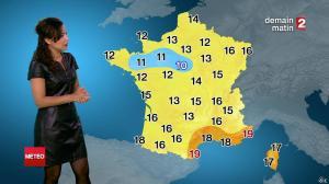 Anaïs Baydemir à la Météo de Midi - 13/07/14 - 11