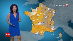 Anaïs Baydemir à la Météo de Midi - 26/07/14 - 06