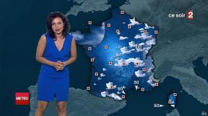 Anaïs Baydemir à la Météo de Midi - 26/07/14 - 08