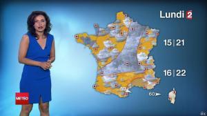 Anaïs Baydemir à la Météo de Midi - 26/07/14 - 10