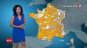 Anais Baydemir à la Météo de Midi - 26/07/14 - 13