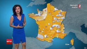 Anais Baydemir à la Météo de Midi - 26/07/14 - 15