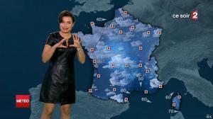 Anais Baydemir à la Météo du Soir - 12/07/14 - 017