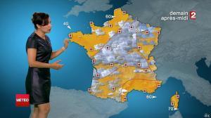 Anais Baydemir à la Météo du Soir - 12/07/14 - 030