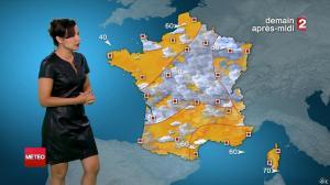 Anais Baydemir à la Météo du Soir - 12/07/14 - 032