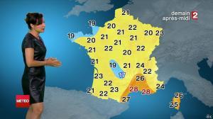 Anais Baydemir à la Météo du Soir - 12/07/14 - 036