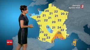 Anais Baydemir à la Météo du Soir - 12/07/14 - 037