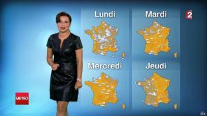 Anais Baydemir à la Météo du Soir - 12/07/14 - 039