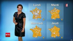 Anais Baydemir à la Météo du Soir - 12/07/14 - 040