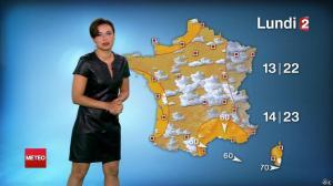 Anais Baydemir à la Météo du Soir - 12/07/14 - 042