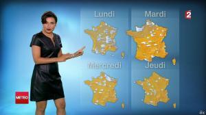 Anais Baydemir à la Météo du Soir - 12/07/14 - 045
