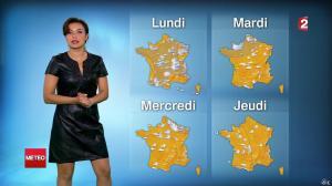 Anais Baydemir à la Météo du Soir - 12/07/14 - 046