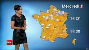 Anais Baydemir à la Météo du Soir - 12/07/14 - 048