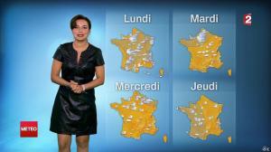 Anais Baydemir à la Météo du Soir - 12/07/14 - 050