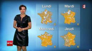Anais Baydemir à la Météo du Soir - 12/07/14 - 051